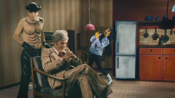 Noel Fielding's Luxury Comedy Series 1