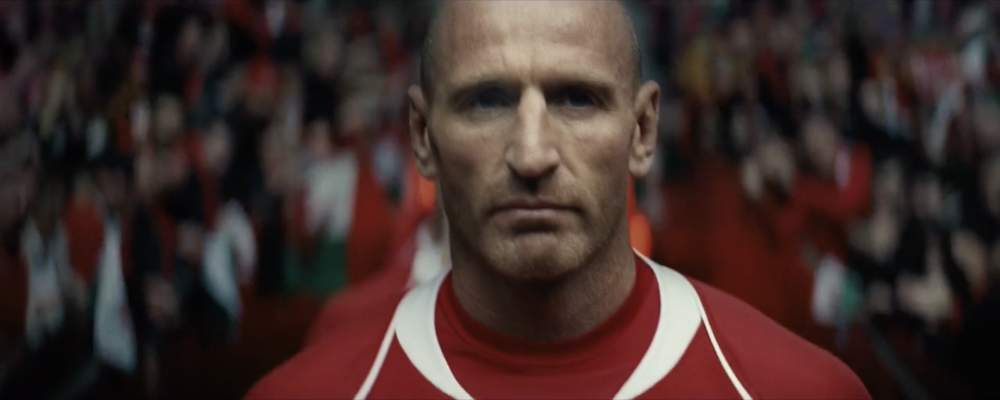 Guinness Gareth Thomas 'Never Alone'