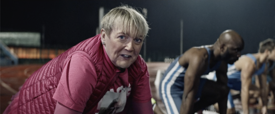 Race For Life charity commercial